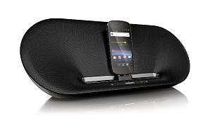 Philips Fidelio AS851: Skvělý nápad, provedení prozrazuje nedůvěru vůči Androidu