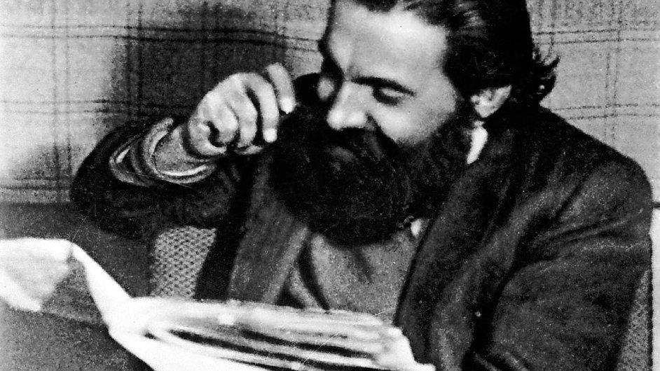 Julius Fučík na předválečné fotografii
