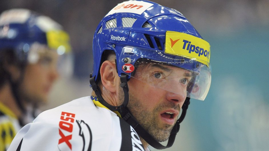Hokejista Jiří Dopita