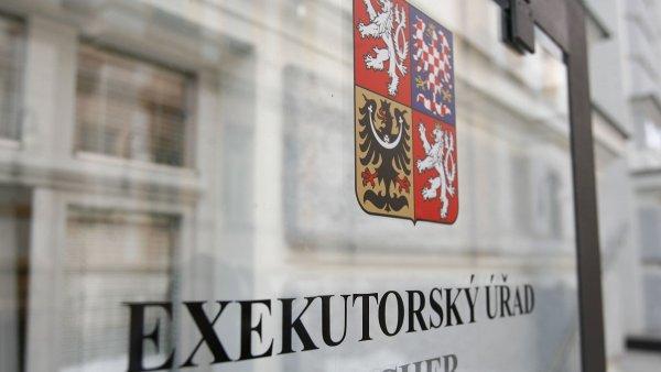 Českým exekutorům se daří získat zpět v průměru jen 20 procent dluhu (ilustrační foto).