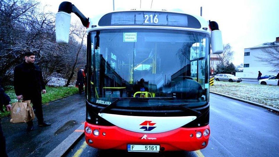 Elektrobus Siemens-Rampini