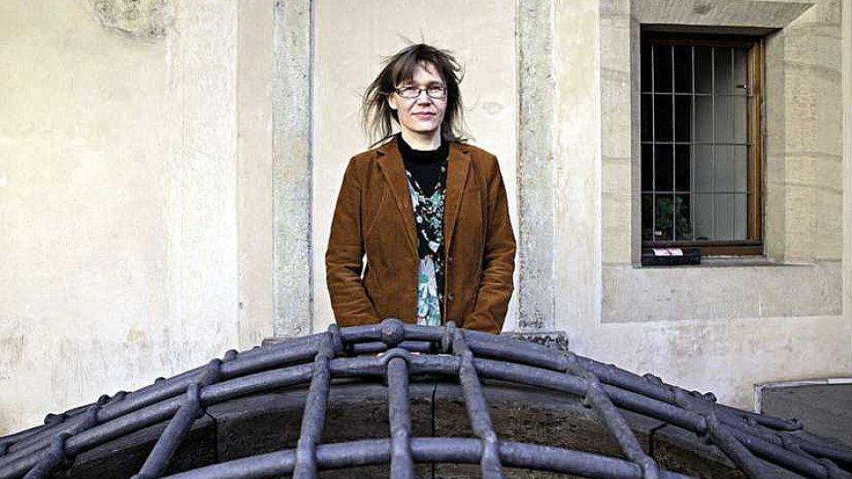 Knihu Katri Lipsonové vydalo nakladatelství Argo.
