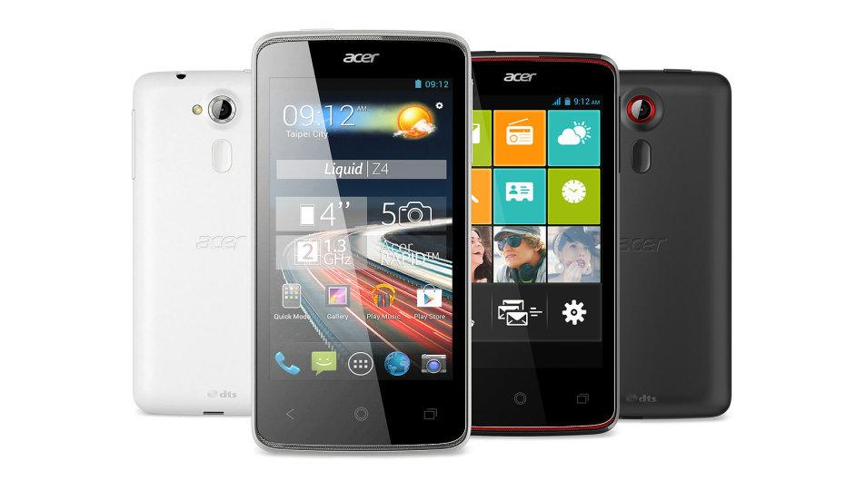 Smartphone Acer Liquid Z4