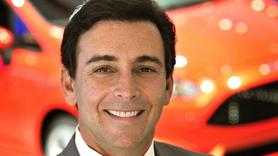 Mark Fields, prezident a generální ředitel Ford Motor Company