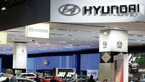 Automobilka Hyundai se potýká s ostrou konkurencí a s poklesem poptávky po některých klíčových modelech.