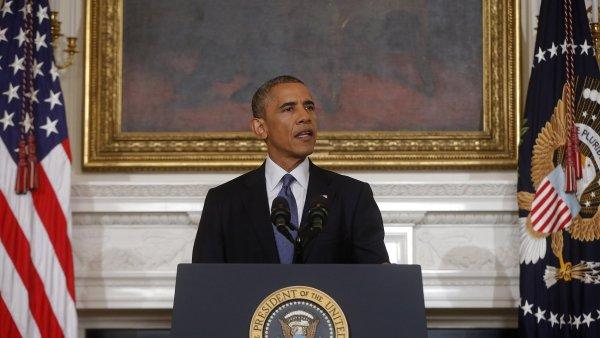 Barack Obama bude bojovat s propagandou Islámského státu.