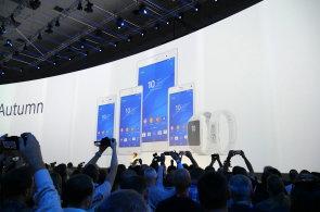 Sony Xperia Z3 a Z3 Compact mají hezčí design a slibují nejlepší fotoaparáty na světě