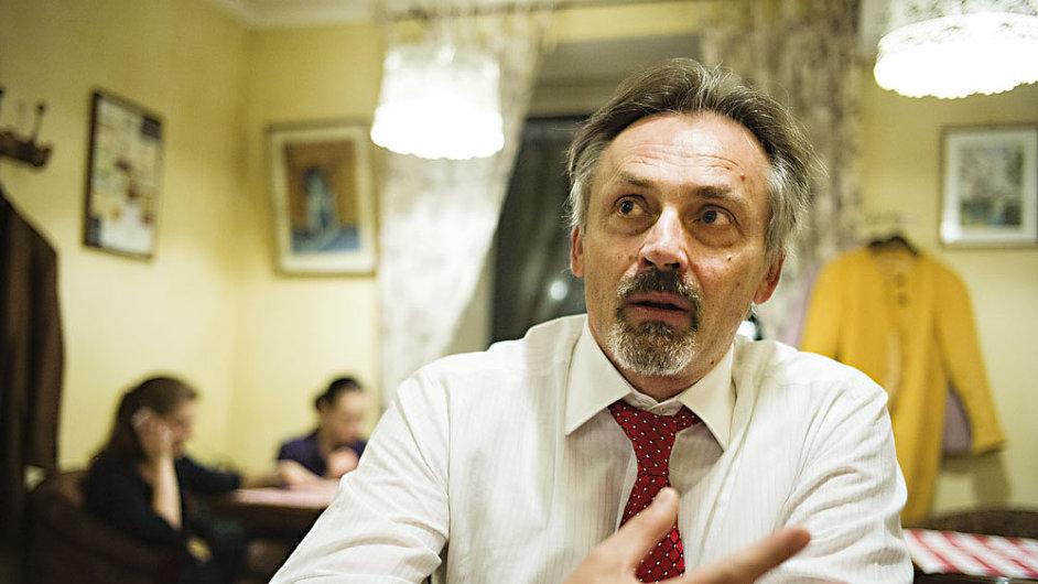 Šéf diplomatické mise v Kyjevě Ivan Počuch končí letos v létě. Kdo jej nahradí?