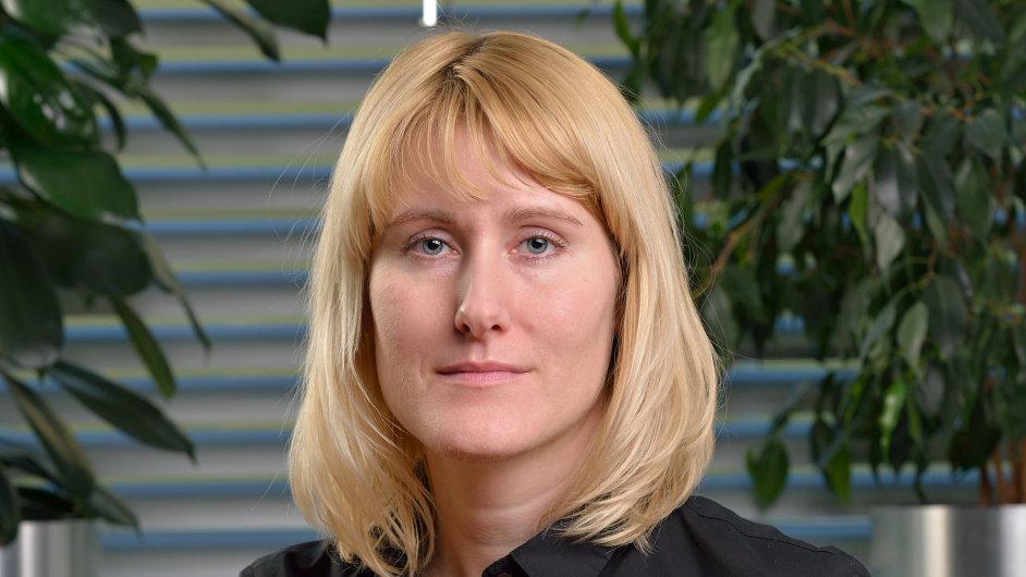 Hana Chytrá, ředitelka marketingu zámku Žďár nad Sázavou