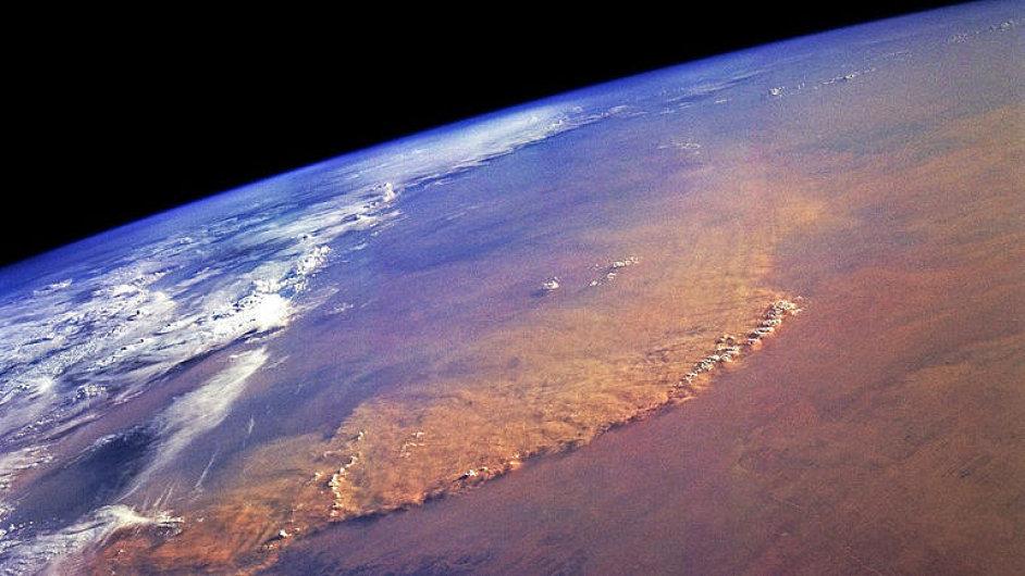 NASA: Prach ze Sahary ovlivňuje Amazonský deštný prales.