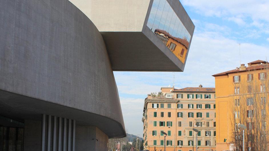 Reprodukce k výstavě Et Cetera v Římě