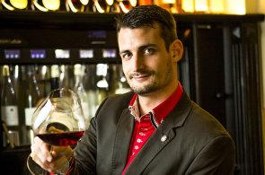 Jakub Přibyl, provozní manažer Grand Cru Resturant & Bar