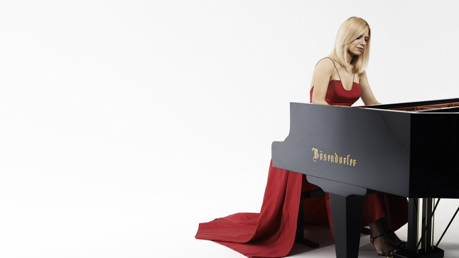 Valentina Lisitsa v únoru vystoupila v Dvořákově síni Rudolfina na pozvání orchestru FOK.