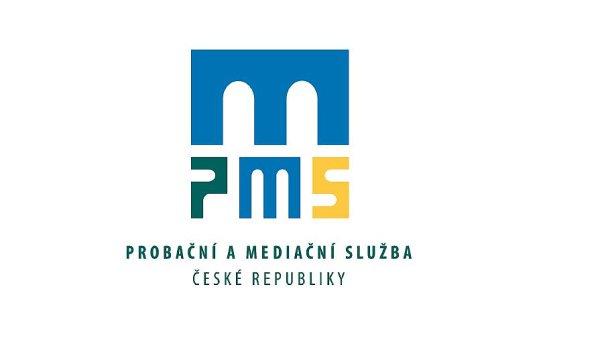 Logo probační a mediační služby