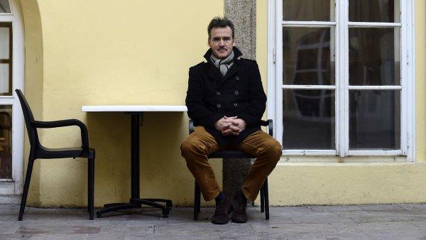 Franti�ek Sk�la v ned�li oslav� 60. narozeniny.