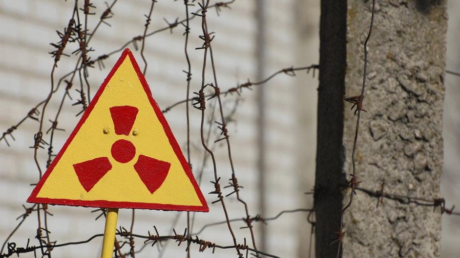 Radioaktivita - ilustrační foto