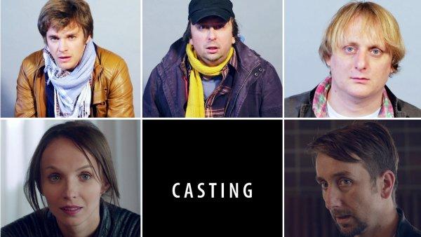 Seriál Casting
