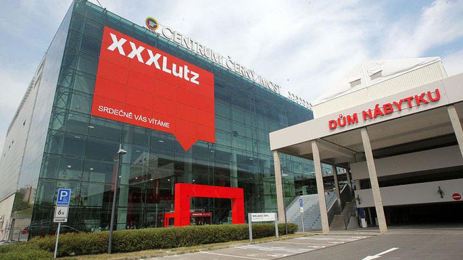Prodejna XXX Lutz.