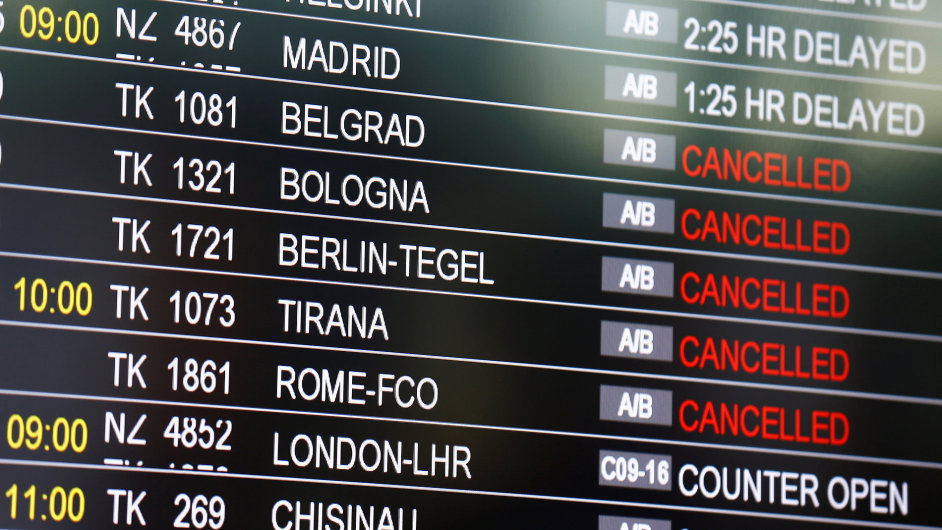 Turecko, letiště, terorismus, zpoždění