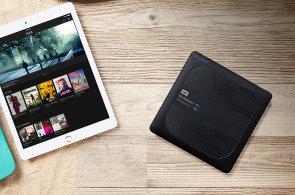 Test: Bezdr�tov� disk od WD nadchne na dovolen�, fotografy s iPady bude t�it cel� rok