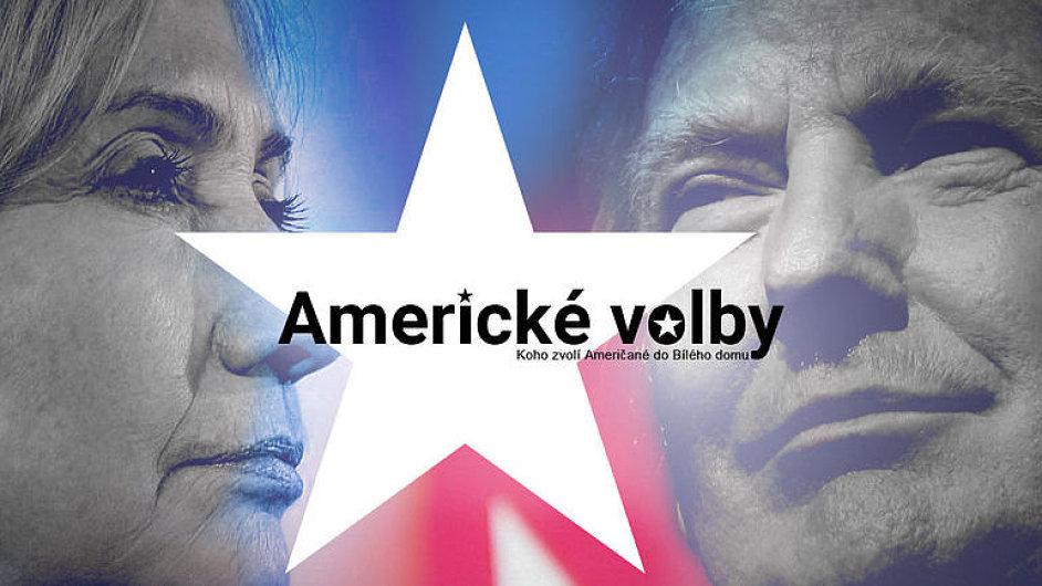 Americké volby: Proč si Clintonová i Trump potřebují v duelu vypůjčit Reagana.