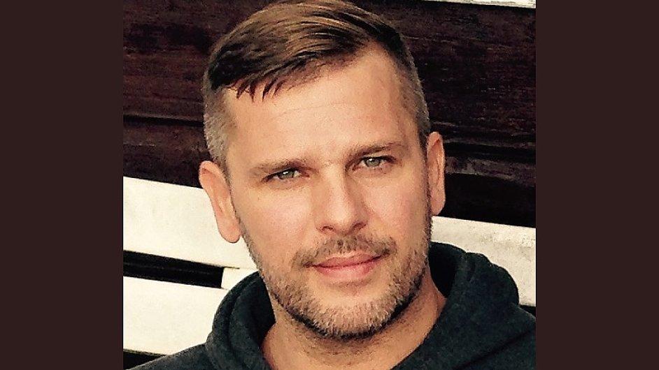 Ljubo Tomanovic, obchodní ředitel společnosti Clever Monitor