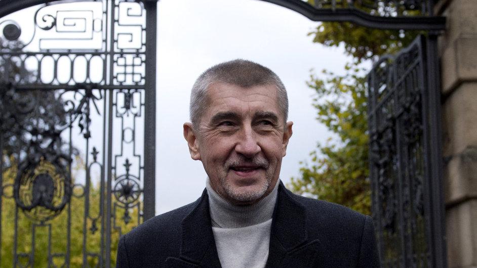 Andrej Babiš, Lány