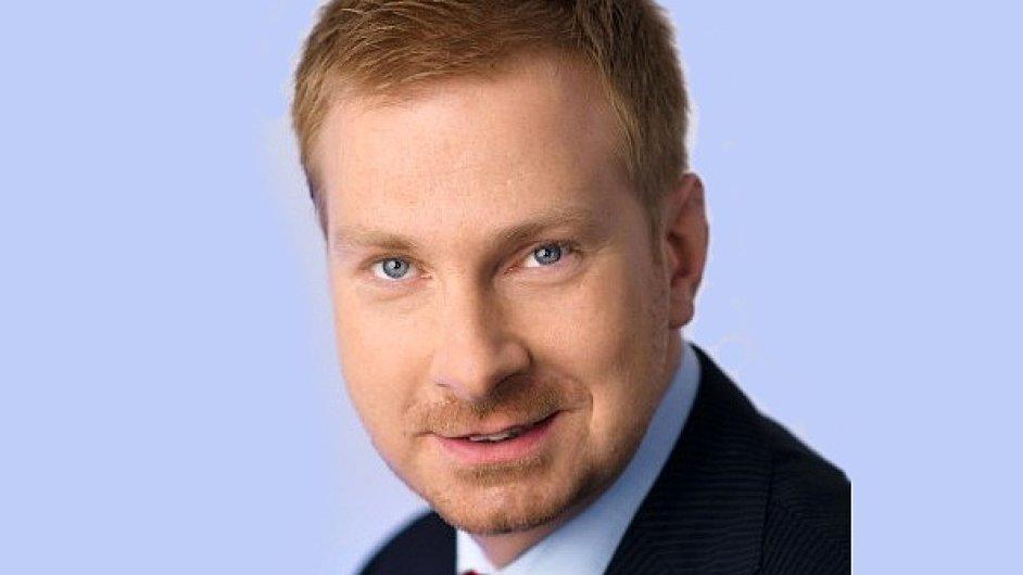 Martin Záklasník, člen představenstva E.ON Czech Holding AG a jednatel E.ON Česká republika