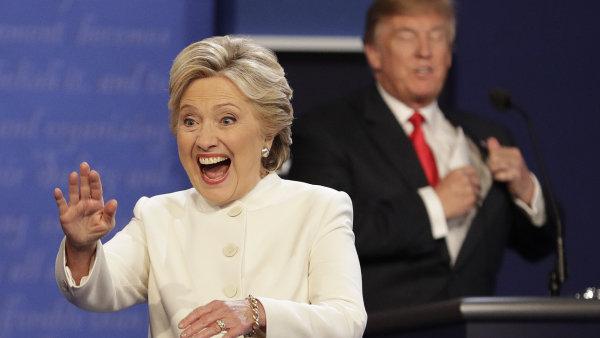 Ještě minulý týden se republikáni přikláněli k názoru, že vyhraje Clintonová.