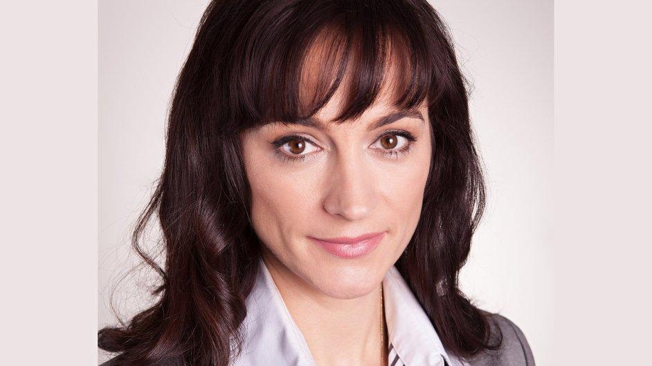 Martina Lambert, senior manažerka interní a externí komunikace MONETA Money Bank