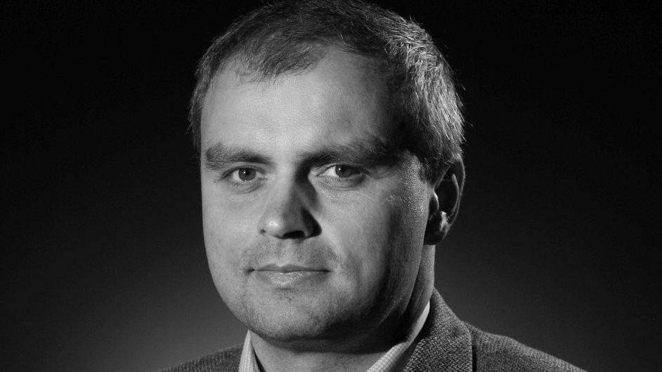 Nový šéf Toyota MH CZ Jaroslav Žlábek