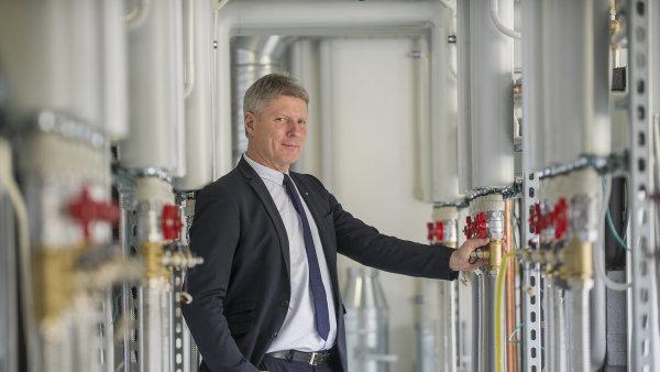 Kjell Ekermo, ředitel švédské divize NIBE Climate Solutions