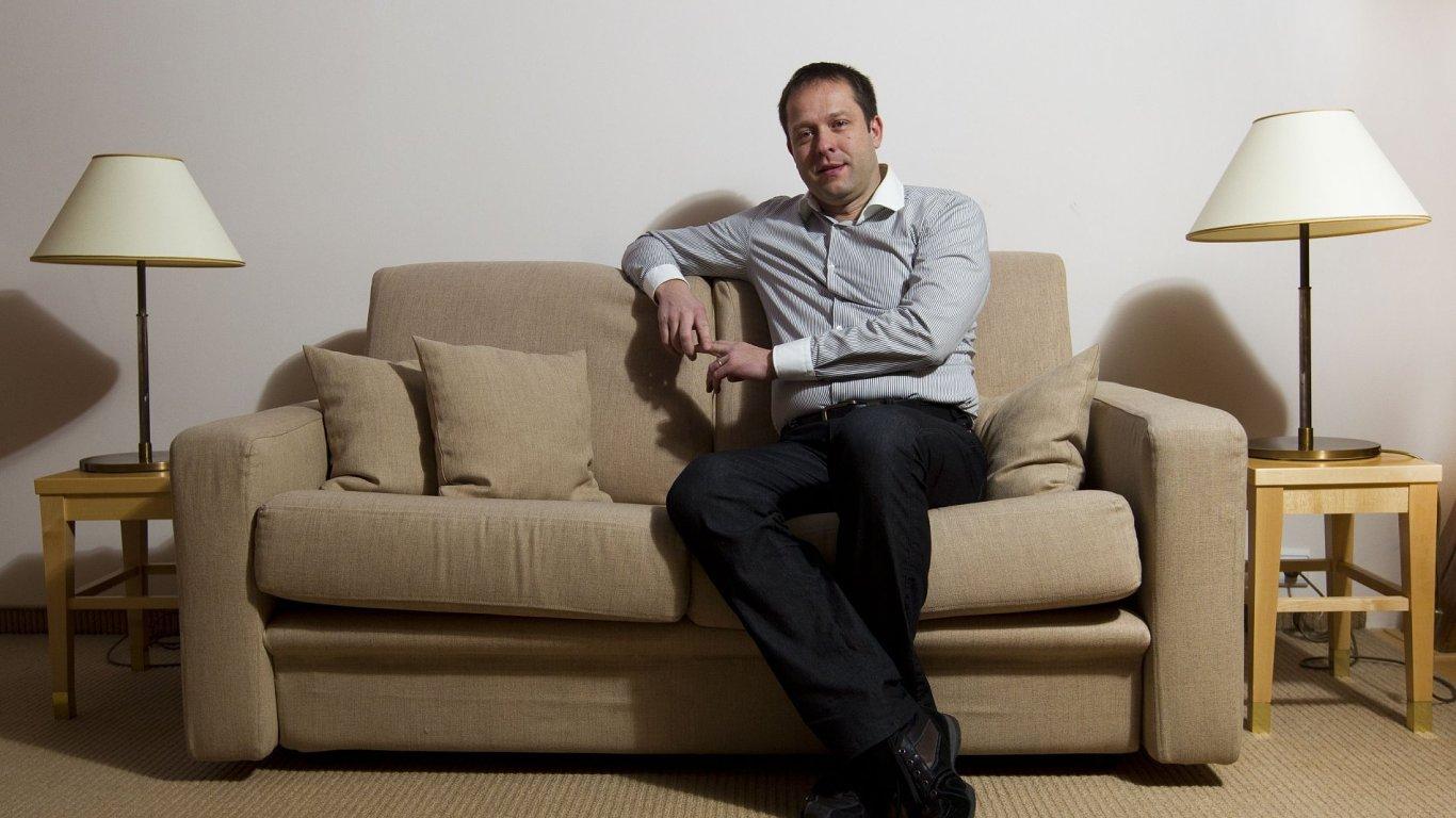 Osobností českého obchodu se stal Daniel Večera, jednatel skupiny HP TRONIC