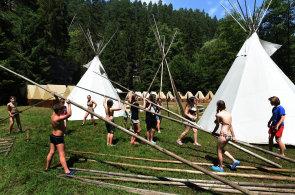 Češi mají táborového ducha v krvi, ukazuje průzkum. Nejoblíbenější jsou sportovní, skautské a jazykové pobyty