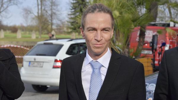 Předseda strany Ivan Bartoš.