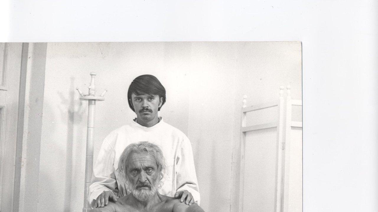 Z archivu festival přináší legendární dílo Jurie Illjenka zvané Bílý pták s černým znamením z roku 1971.