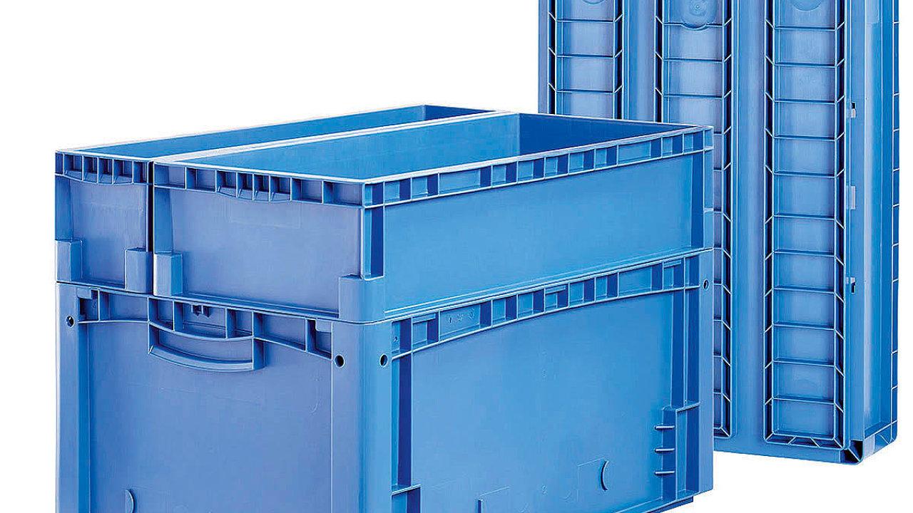 Společnost BITO má nově ve svém sortimentu pevné BITOBoxy EMB, které lze libovolně stohovat v jakémkoliv pořadí.