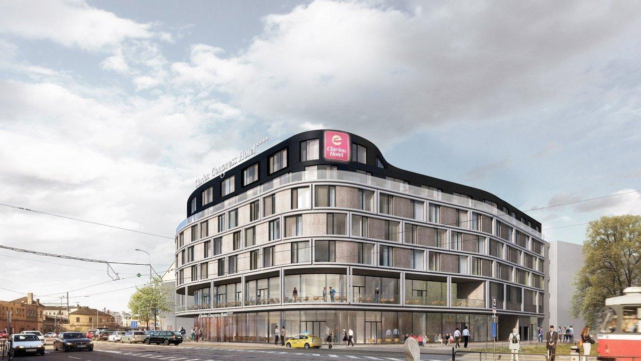 Vitualizace čtyřhvězdičkového hotelu společnosti CPI Hotels v Brně