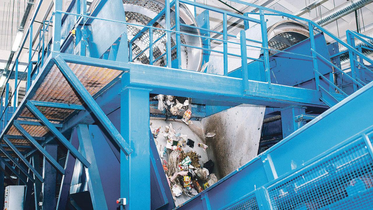 Efektivnímu využití odpadu musí předcházet důsledné třídění, a to nejenom na straně spotřebitelů.