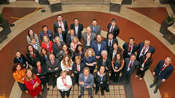Konferenci ETPO, kde spolu diskutovali zástupci 42 evropských agentur podporujících export a investice, letos hostila Praha.