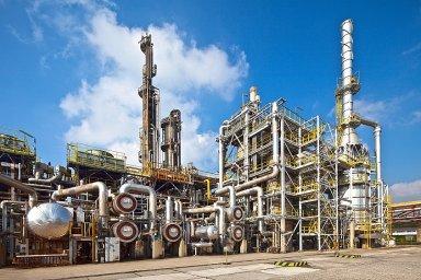 Zásoby ropy ze státních hmotných rezerv by rafinérii Litvínov měly stačit na 15 až 20 dnů výroby. - Ilustrační foto.