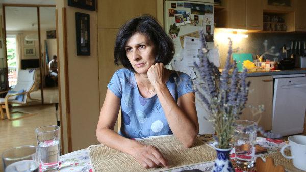 Monika Němcová, klientka H-Systemu.