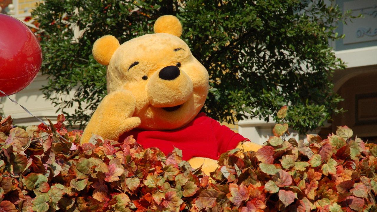Medvídek Pú.