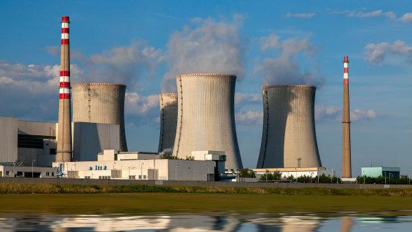 Nový jaderný blok se má stavět v elektrárně Dukovany.