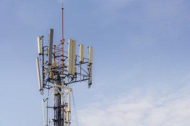Nový hráč na telekomunikačním trhu, který by zmíněné frekvence vydražil, by také získal právo požadovat přístup do sítí ostatních operátorů - Ilustrační foto.