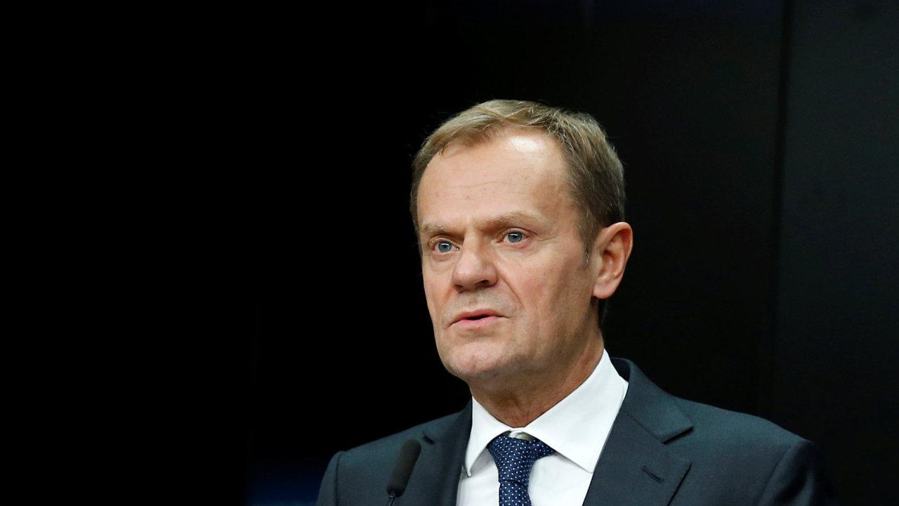 Donald Tusk, EU, summit