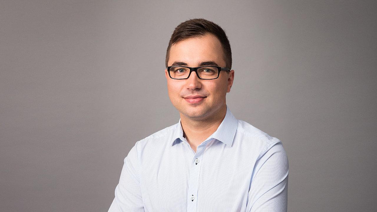 Lukáš Zelený - právník časopisu dTest