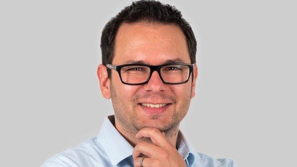 Tomáš Klíma, obchodní ředitel společnosti 2N Telekomunikace