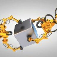 Průmysl 4.0, průmyslová revoluce, třetí platforma, ilustrace