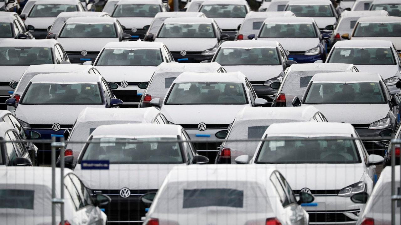 Prodeje aut v Evropě se meziročně snížily na 1 fcad70da727